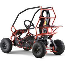 MotoTec Maverick Go Kart 36v 500w 12ah Battery Selectable Speeds 20 MPH Max image 10