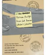 The Onion - Platinum Prestige Encore Gold Premium Collector's Collection - $27.44