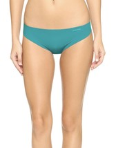 Calvin Klein Women's Invisibles Thong Panty Cayman Medium - $9.89