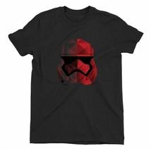 Star Wars Cubist Children's Unisex Black T-Shirt - $14.37