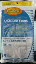 Sealed Kirby Generation Series Vacuum Bags 9 pk. by EnviroCare 839-9 - $12.73