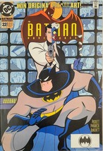 Batman Adventures #22 VF 8.0 July 1994 Vs Two Face - $7.93