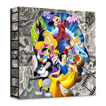 Disney Parks Mickey and Friends A Colorful Mind LE Giclee by Tim Rogerson New - $678.95