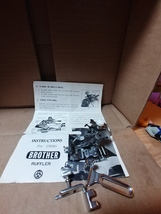 Brother Ruffler Sewing Machine Attachment with Instructions  - $15.00