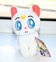 Artemis plush doll stuffed toy Sailor Moon Banpresto Japan - $34.64