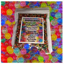 Water Beads 8 oz (20,000 beads) Sooper Beads for Orbeez Spa Refill Senso... - $13.98
