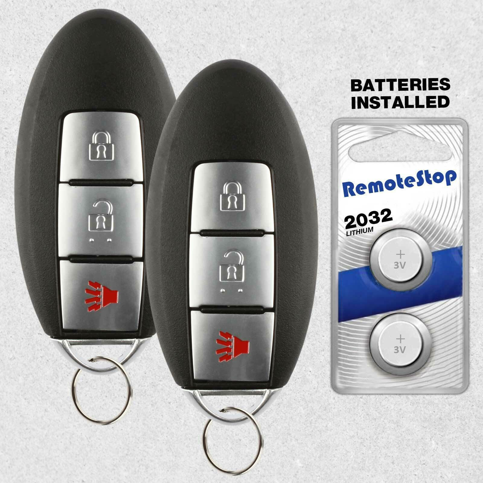 Primary image for 2 For 03 2004 2005 2006 2007 2008 Infiniti FX35 FX45 Keyless Car Remote Key Fob