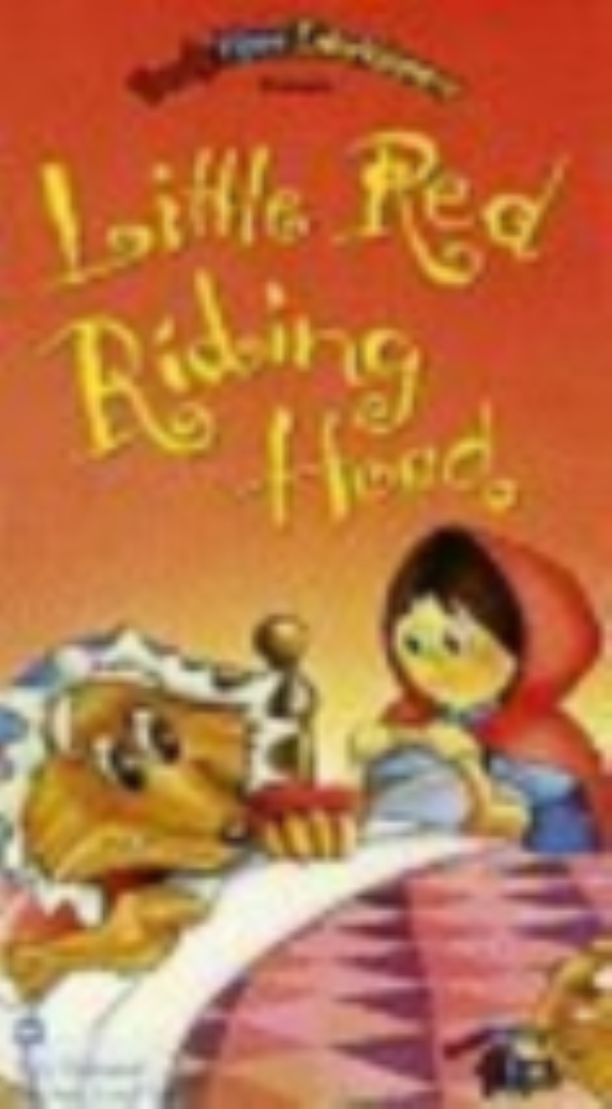 Little Red Riding Hood Vhs