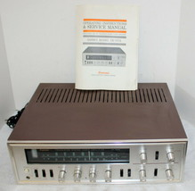Sansui TR-707A Solid State AM/FM Vacuum Stereo Receiver + Manual ~ Crack... - $399.99