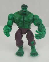 2003 Toy Biz Marvel The Incredible Hulk Super Posable Savage Hulk Action Figure - $24.03