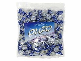 Fantis Ouzo Candies - Licorice Flavored Greek Candy - Individually Wrapped Candi image 1