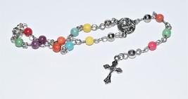 Rainbow Auto Rosary - $22.88