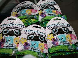 Hatchimals    Lot of 5 - Season 1  BLIND BAGS      Sealed/ NIP - $23.74