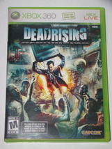 XBOX 360 - DEAD RISING - CAPCOM (Complete with Manual) - $8.75
