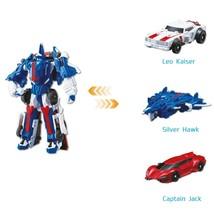 Tobot Mini Maximus V Transformation Action Figure Korean Robot Toy Leo Kiser image 2