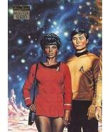 1994 Skybox Star Trek Master Series #F3 The Original Crew Card 3 0f 3 M/NM - $3.91