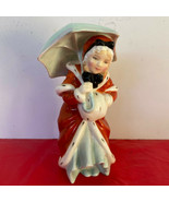 Royal Doulton Figurine Miss Muffet HN 1936 Artist Initialed JB 1940-1967 - $79.30