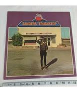 Sanders Truckstop Ed Sanders Vinyl Record Album White Label Promo - $39.95