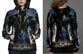hulk the incridible poster Hoodie Women's - $44.99+