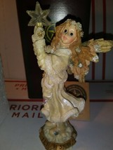 "Boyd Bears & Friends The Folkstone Collection ""Krystal Isinglass Snow Angel 1997 - $14.50"
