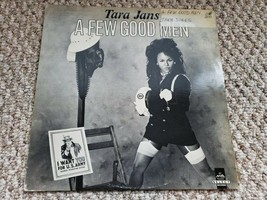 "Tara Jans ""A Few Good Men"" Vinyl LP 12"" Record FMS-62261 - $1.99"