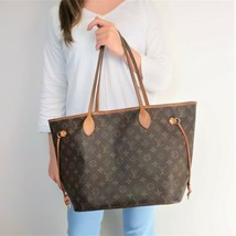 Louis Vuitton Monogram Canvas Neverfull MM Bag - $749.00