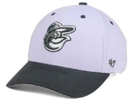 Baltimore Orioles MLB 47 Brand MVP Two Tone Adjustable Hat - $18.76