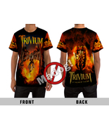 Trivium (At The End Of This War) Rock Band All Over Print T-Shirt - $57.99+