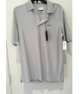 Dunning Golf Polo Charcoal XL Gray  NWT - $20.33