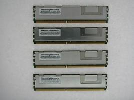 NOT FOR PC! 16GB 4x4GB PC2-5300 ECC FB-DIMM for HP Compaq ProLiant DL380 G5