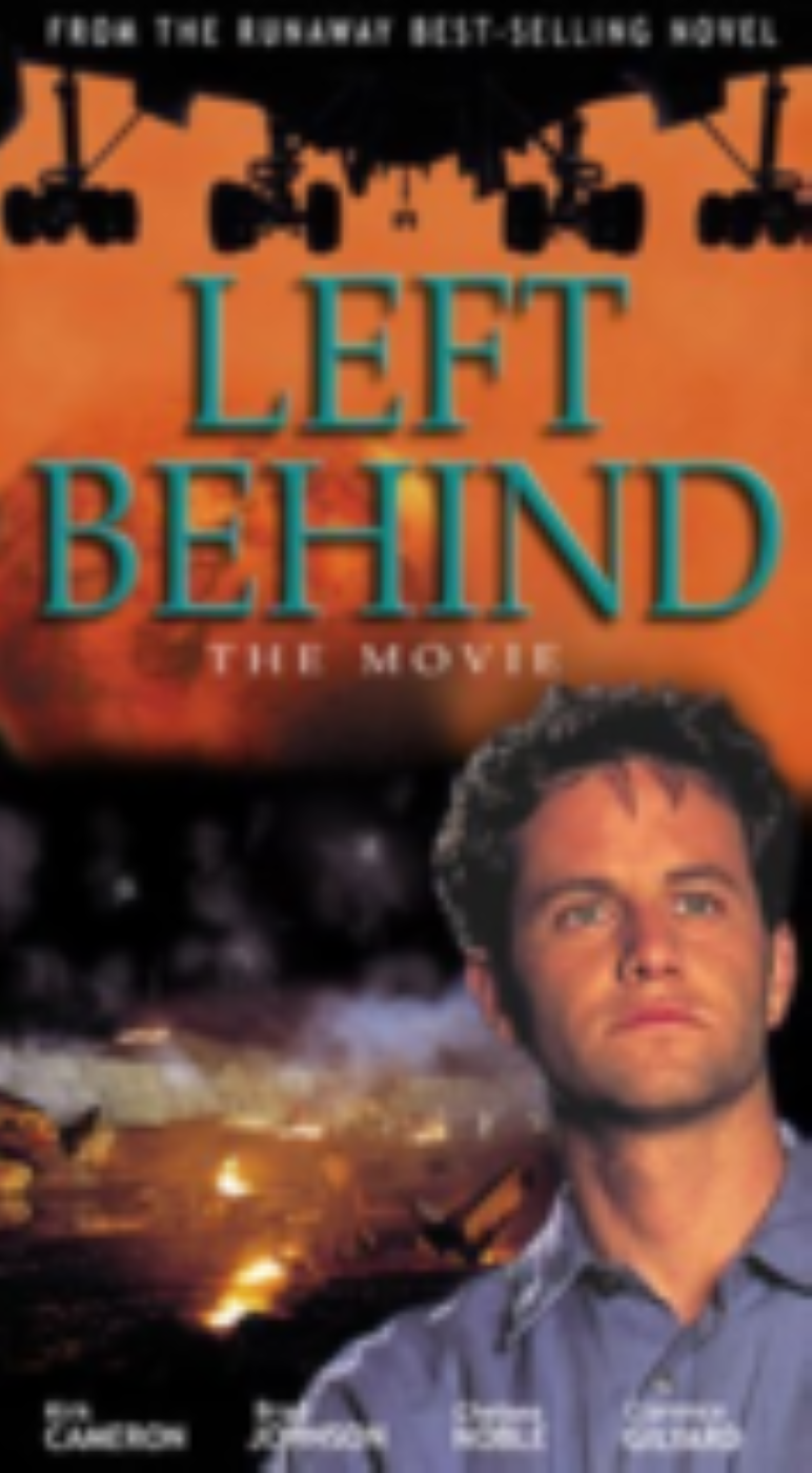 Left Behind: The Movie Video Vhs