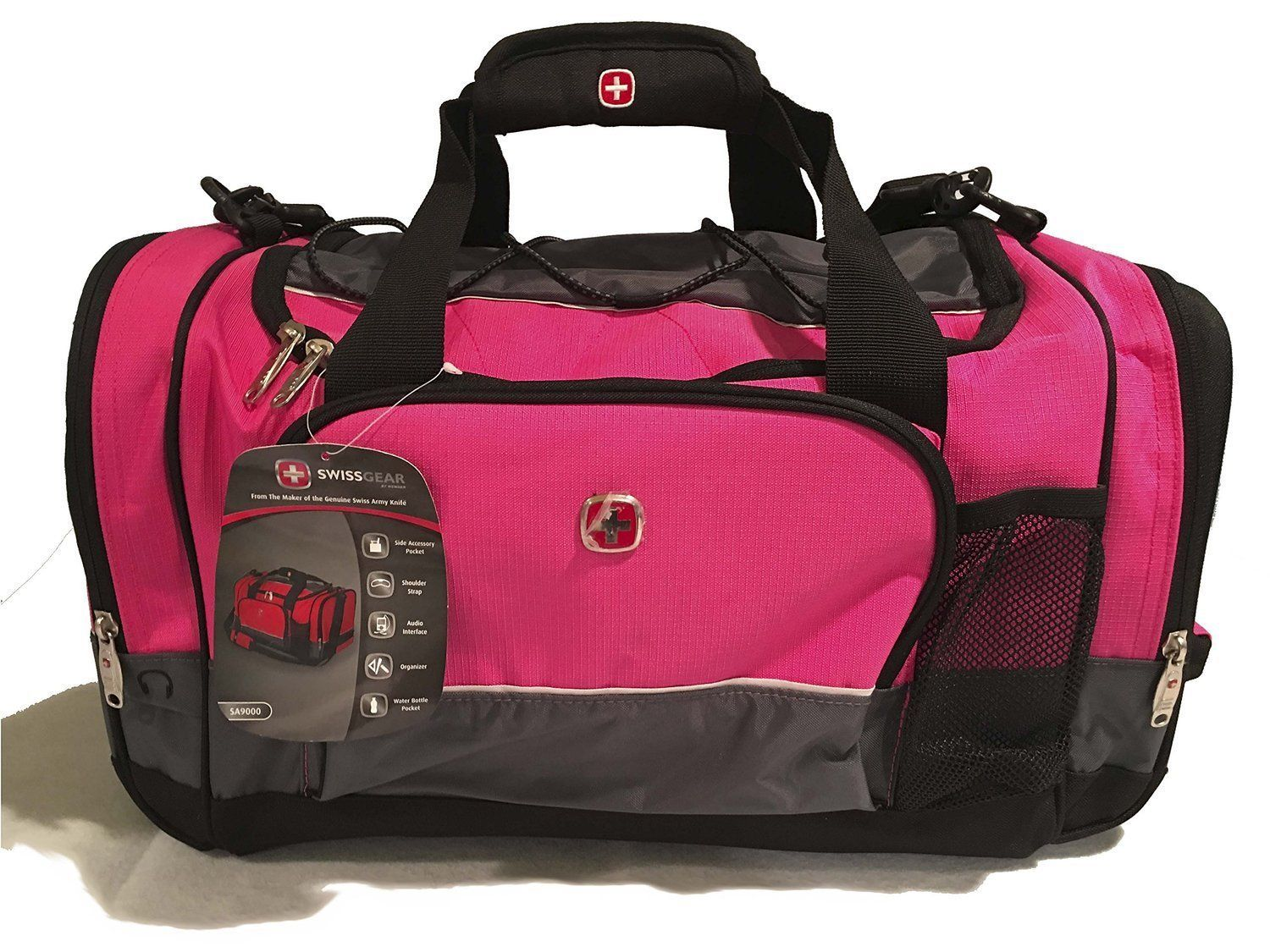 Swissgear Duffel Bag Pink Sa9000 Large And 39 Similar Items S L1600