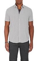 John Varvatos Star U.S.A. Clover-Print Cotton Poplin Shirt  $148 - $69.29