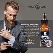 Best Sandalwood Beard Oil & Conditioner for Men - 2 oz - Urban Cowboy image 6