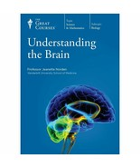 The Great Courses Understanding the Brain - $39.04
