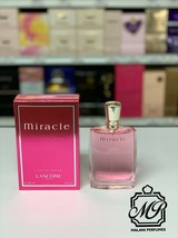 Miracle By Lancôme Eau De Parfum Spray 3.4 Oz New Sealed In Box - $71.18