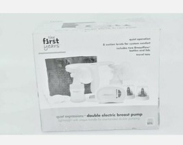 The First Years Quiet Expressions Double Electric Breast Pump - $74.79
