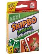 SKIP-BO JUNIOR CARD GAME - $10.79
