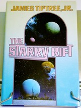 The Starry Rift by James Tiptree, Jr. 1986 HC with DJ 1986 Sci-Fi - $4.49