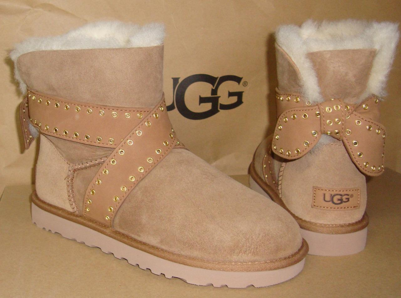 7e862dd9614 UGG CAMERON Chestnut Suede Leather and 50 similar items