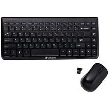 Verbatim(R) 97472 Mini Wireless Slim Keyboard & Mouse - $57.15