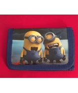 Despicable Me Minions Children's Wallet— More Fun Characters Available T... - $7.00