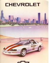 Chevrolet Chevy Camaro Malibu Brickyard 400 199... - $54.40