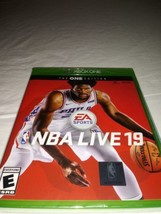NBA Live 19: The One Edition (Xbox One, 2018) - $24.91