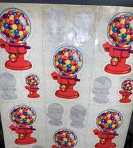 Vintage Lisa Frank Partial Sticker Sheet S157 Damaged But Useable! Cool Rare image 4