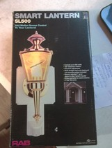 RAB Lighting SL500 Smart Lantern 500W Power 120V AC 60 Hz 180 Degrees New - $33.77