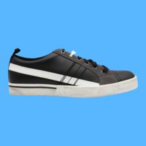 DIESEL D-Velows Low Lace  Mens Fashion Sneaker Black Castlerock Size 10.5 - $140.24