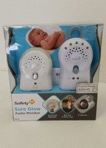 Safety 1st Sure Glow Audio Baby Monitor MO067 - $18.69