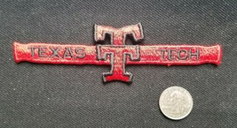 TT Texas Tech Red Raiders Vintage sports NCAA Football Embroidered  Patch - $5.28