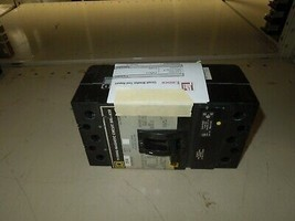 Square D KAL361501212 Circuit Breaker W/ Aux. Switch 150A 3P 600V AC Used  - $550.00